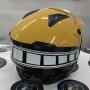 Trabajo en casco de moto